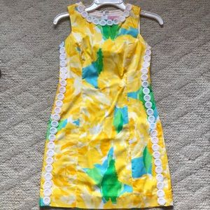 Lilly Pulitzer First Impressions Shift Dress